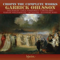 Garrick Ohlsson - Chopin The Complete Works CD 9