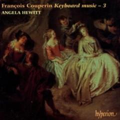 Keyboard Music Vol. 3 CD 1 - Angela Hewitt