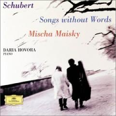 Schubert - Songs Without Words - Mischa Maisky