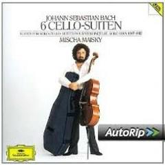 6 Ste For Cello CD 3 - Mischa Maisky