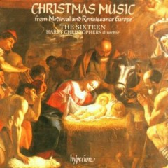 Christmas Music From Medieval And Renaissance Europe - Harry Christophers