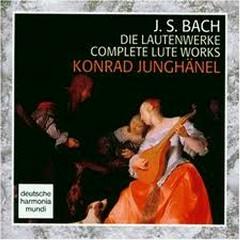 Bach - Die Lautenwerke CD 1