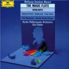 Mozart - The Magic Flute - Karl Böhm,Berlin Philharmonic Orchestra
