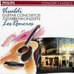 Antonio Vivaldi - Guitar Concertos   - Los Romeros
