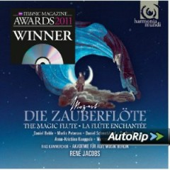 Mozart - Die Zauberflote CD 1 (No. 1) - René Jacobs,Akademie Fur Alte Musik Berlin