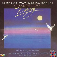 Clair De Lune - Music Of Debussy - James Galway,Marisa Robles