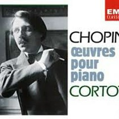 Chopin - Oeuvres Pour Piano CD 5 (No. 1) - Alfred Cortot,Sir John Barbirolli
