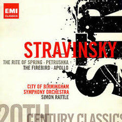 Stravinsky - The Rite Of Spring; Petrushka; The Firebird; Apollo CD 1 (No. 1)