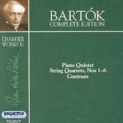 Bartok Complete Edition Vol 7 - Chamber Works IV
