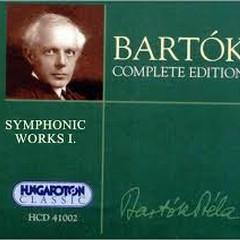 Bartok Complete Edition Vol 12 - Symphonic Works I CD 3 (No. 1)