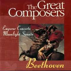 The Great Composers - Beethoven - Emperor Concerto - Moonlight Sonata - Alfred Brendel,Walter Klien