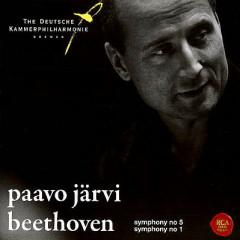 Beethoven - Symphonies Nos. 1 & 5 - Paavo Järvi,Deutsches Kammerphilharmonie Bremen