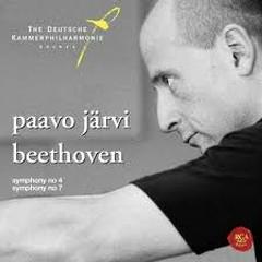 Beethoven - Symphonies Nos. 4 & 7 - Paavo Järvi,Deutsches Kammerphilharmonie Bremen