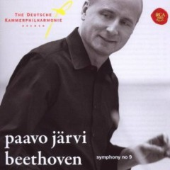 Beethoven - Symphony No. 9 - Paavo Järvi,Deutsches Kammerphilharmonie Bremen