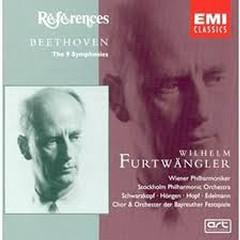 Beethoven - The 9 Symphonies CD 4 - Wilhelm Furtwangler,Various Artists