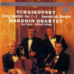 Tchaikovsky - String Quartets & Souvenir de Florence CD 2