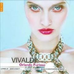 Vivaldi - Orlando Furioso CD 3 (No. 1) - Jean-Christophe Spinosi