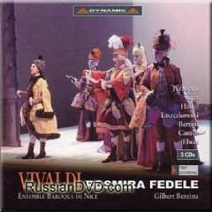 Vivaldi - Rosmira Fedele CD 1 (No. 1) - Gilbert Bezzina,Ensemble Baroque de Nice