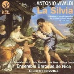 Vivaldi - La Silvia (No. 1) - Gilbert Bezzina,Ensemble Baroque de Nice