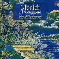 Vivaldi - Il Teuzzone CD 1 (No. 1)