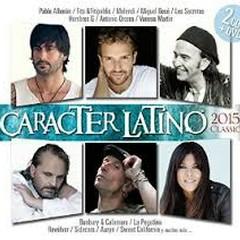Caracter Latino 2015 Classic CD 1