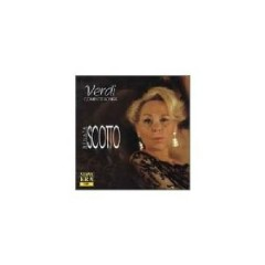 Verdi - Complete Songs (No. 2) - Renata Scotto