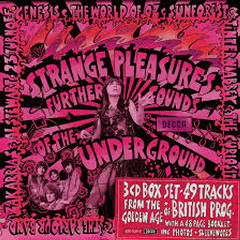 Strange Pleasures - Further Sounds Of The Decca Underground CD 3
