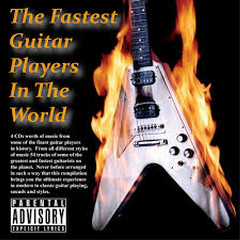 The Fastest Guitar Players In The World CD 1