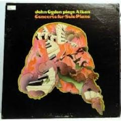 John Ogdon Plays Alkan Concerto For Solo Piano