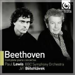 Beethoven - Complete Piano Concertos CD 1  - Jiří Bělohlávek,Paul Lewis,BBC Symphony Orchestra