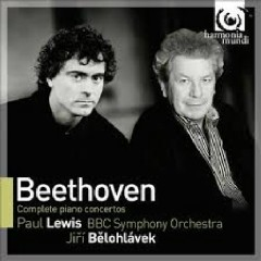 Beethoven - Complete Piano Concertos CD 3  - Jiří Bělohlávek,Paul Lewis,BBC Symphony Orchestra