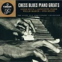 Chess Blues Piano Greats CD 2 (No. 2)