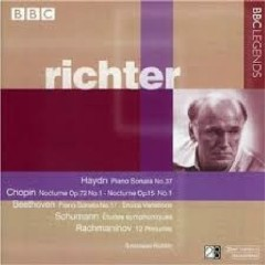 Richter Plays Haydn, Chopin, Beethoven, Schumann, & Rachmaninov CD 2 (No. 2) - Svjatoslav Richter