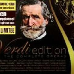 Verdi Edition - The Complete Operas Disc 72 - Quattro Pezzi Sacri, Inno Delle Nazioni