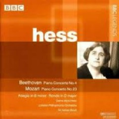 Beethoven - Piano Concerto No. 4 & Mozart - Piano Conerto No. 23