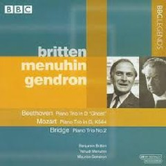 Beethoven, Mozart, Bridge - Piano Trios