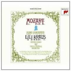 Mozart - Piano Concertos No. 20 - 27 Disc 1