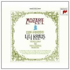 Mozart - Piano Concertos No. 20 - 27 Disc 3