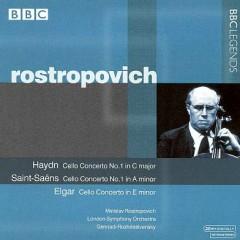 Haydn, Saint Saëns, Elgar - Cello Concertos