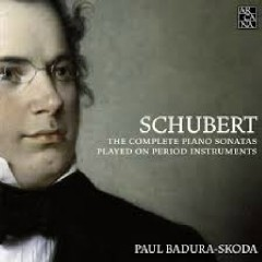 Schubert - The Complete Piano Sonatas Played On Period Instruments CD 3