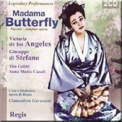 Puccini - Madama Butterfly CD 2 (No. 1)