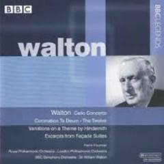 Walton - Cello Concerto; Coronation Te Deum; Facade Suite (No. 2)