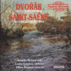 Dvorak - Cello Concerto In B Minor; Saint Saens - Cello Concerto No. 1 In A Minor