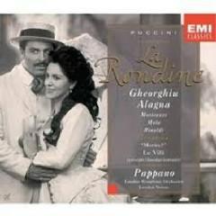 Puccini - La Rondine CD 1 (No. 1)
