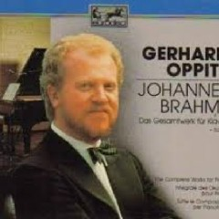 Brahms - Complete Works For Piano Disc 4 - Gerhard Oppitz