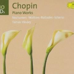 Chopin - Piano Works (Nocturnes, Waltzes, Ballades, Scherzi) CD 1