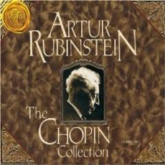 The Chopin Collection CD 5 - Ballades, Scherzos - Arthur Rubinstein