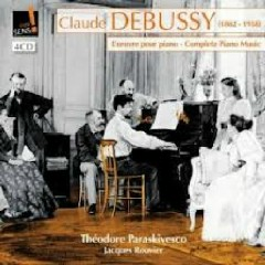 Claude Debussy - L'oeuvre pour Piano CD 3