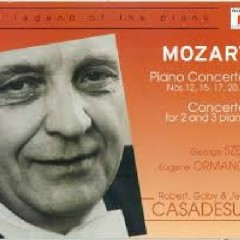 Mozart - Piano Concertos Nos. 12, 15, 17, 20, 24; Concertos For 2 And 3 Piano Box 2 CD 1