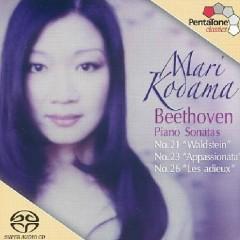 Beethoven - Piano Sonatas Nos. 21, 23, 26